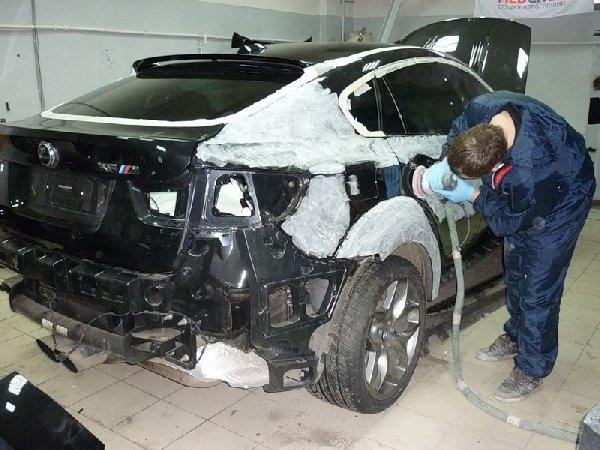 Ремонт авто кузовной ремонт своими руками